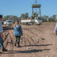 El intendente supervisó los trabajos de saneamiento en el Basural Municipal