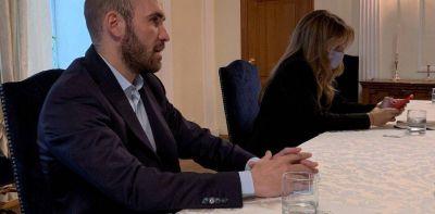 El sugestivo almuerzo que compartieron en Madrid el ministro Martín Guzmán y el empresario Hugo Sigman