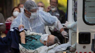 Argentina pasó las 60 mil muertes por COVID y hay más de 75% de camas ocupadas en AMBA