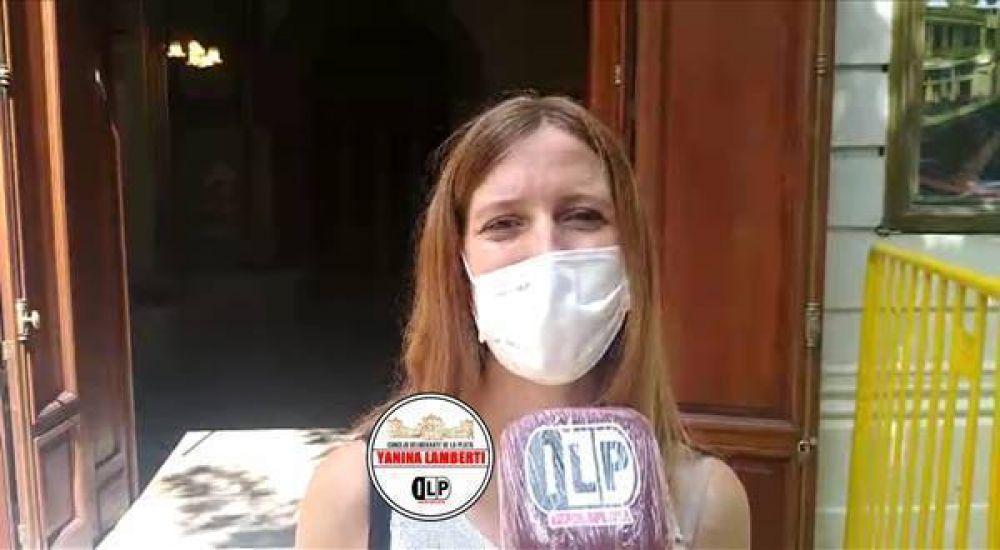 """""""Queremos que nos expliquen qué se está haciendo con el Laboratorio de Especialidades Medicinales de La Plata"""""""