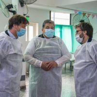 Ishii abre otro Hospital para atender pacientes con coronavirus