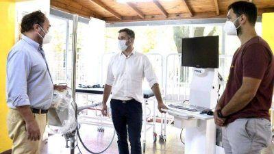 Pilar suma lugares de atención para pacientes Covid en Villa Maristas