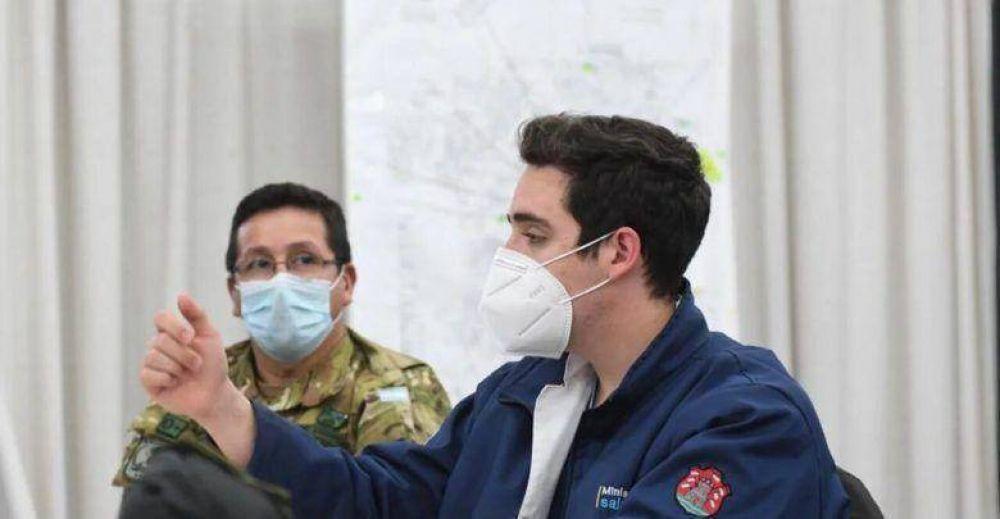 Falso médico del COE: la Fiscalía continúa recolectando pruebas