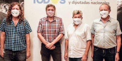 ATE y Unidad Popular se mantienen en el Frente de Todos y postulan a Oscar de Isasi como candidato a diputado