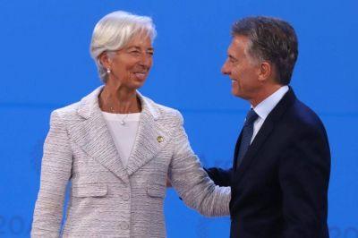 Macri más complicado por el crédito con el FMI