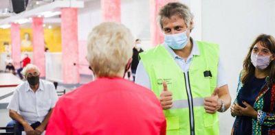 La dura respuesta de la Ciudad a Luana Volnovich por la vacunación a muertos: dijo que PAMI pasó las listas