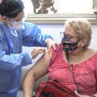 PAMI comenzó la campaña de vacunación antigripal