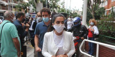 Reunión de urgencia entre la titular del PAMI y el Gobierno porteño tras la denuncia por las vacunas