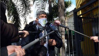 Pablo Moyano defiende el bloqueo de la frontera con Brasil y asegura que continuará