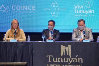 Cabandié en Mendoza anunció $776 millones para erradicar basurales