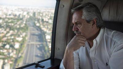 El Presidente se dirige a Junín para despedir los restos de Mario Meoni