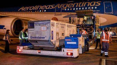 Llega hoy el primero de los tres vuelos que traerán 1 millón de dosis de Sinopharm