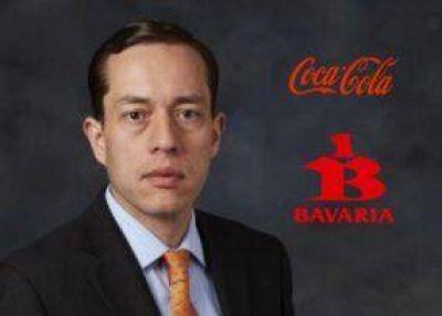 Frenazo de Andrés Barreto a la alianza entre Bavaria y Coca-Cola