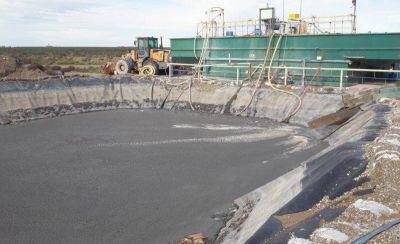Provincia desarrolló controles en el centro de disposición de residuos sólidos orgánicos y efluentes líquidos pesqueros de Puerto Madryn