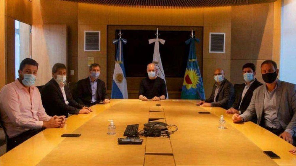 Rodríguez Larreta refuerza el vínculo con los intendentes y prepara su desembarco en la provincia de Buenos Aires
