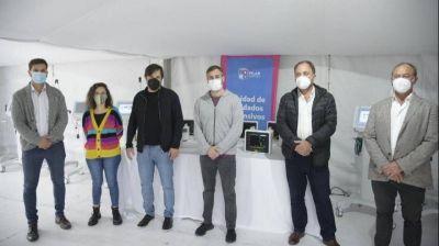 Pilar suma una terapia intensiva para enfrentar la pandemia