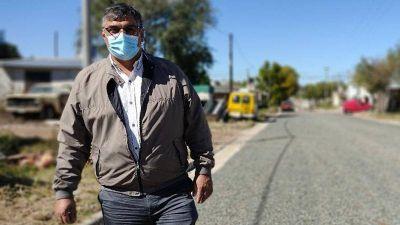 Dio positivo para Covid-19 el intendente de Sampacho, Flavio Juárez
