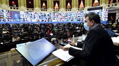 Reunión en Diputados por la ley de etiquetado frontal de alimentos