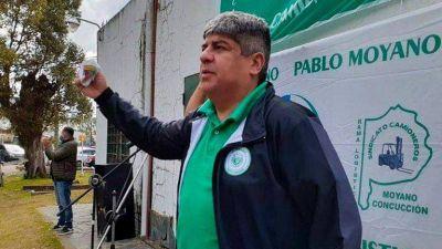 Pablo Moyano amenazó con hacer un paro en los supermercados Walmart dentro de 48 horas