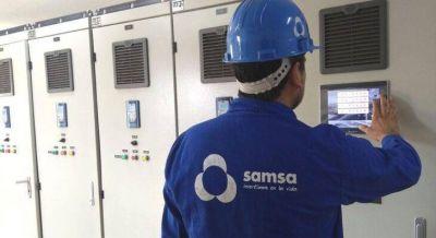 Samsa realiza mañana trabajos para mejorar el servicio de agua potable en Posadas