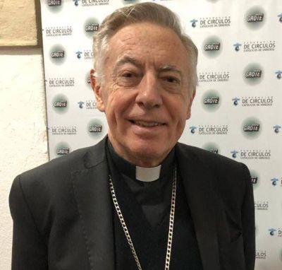 """Mons. Hector Aguer habló de los """"problemas crónicos de la Argentina"""""""