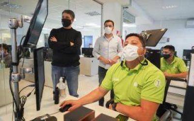 Vicente López: Continúa el trabajo coordinado entre los equipos de salud y seguridad frente a la pandemia