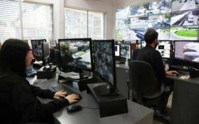 Lanús: Afirman que en lo que va del 2021 casi 3 mil hechos fueron esclarecidos gracias a las cámaras de seguridad