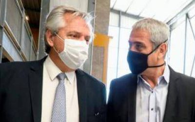 Alberto Fernández entrega viviendas en Avellaneda