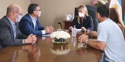 Fassi pone el foco en la inversión de empresas en Cañuelas