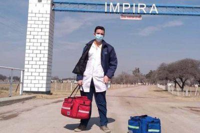 Río Cuarto: el fiscal descarta complicidades políticas con el médico falso
