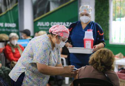 Inicia la entrega de dosis Sinopharm: Córdoba recibirá 32.000 vacunas