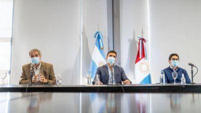 Futuras restricciones en Córdoba, presencialidad en las escuelas y el presente: la reunión provincial