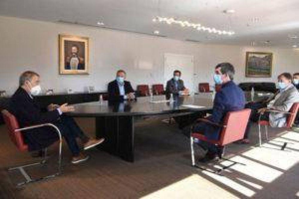 Schiaretti y la UIA trabajan en nueva ley de promoción industrial