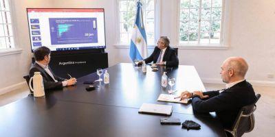 Ciudad, Provincia y Nación retoman las negociaciones con el mismo objetivo (evitar la Fase 1)