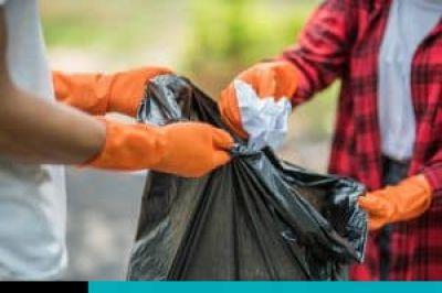 1.8 toneladas de residuos fueron recolectados en playas y ríos del Pacífico Central
