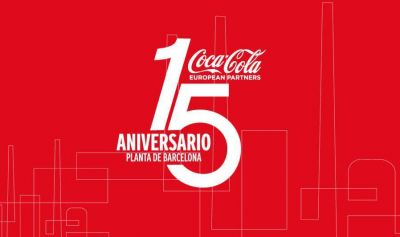 La planta de Coca-Cola en Barcelona cumple 15 años siendo un referente europeo