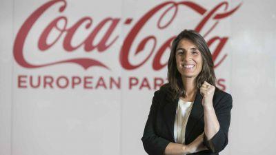 """Carmen Gómez-Acebo (Coca-Cola): """"Para el plan de acción climática invertiremos 250 millones en Europa"""""""