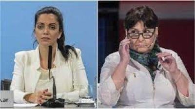 Graciela Ocaña denunció penalmente a Luana Volnovich por posible