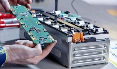 Con asesoramiento de la UNLP, una Pyme fabricará las primeras baterías de litio argentinas