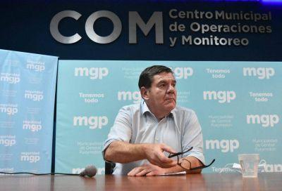 """Montenegro pidió un """"esfuerzo adicional"""" para cuidar el trabajo y la presencialidad"""