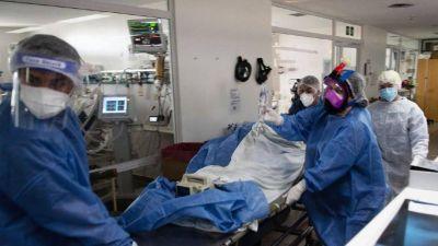 Murieron 516 personas y hay 25.495 nuevos casos de coronavirus en el país