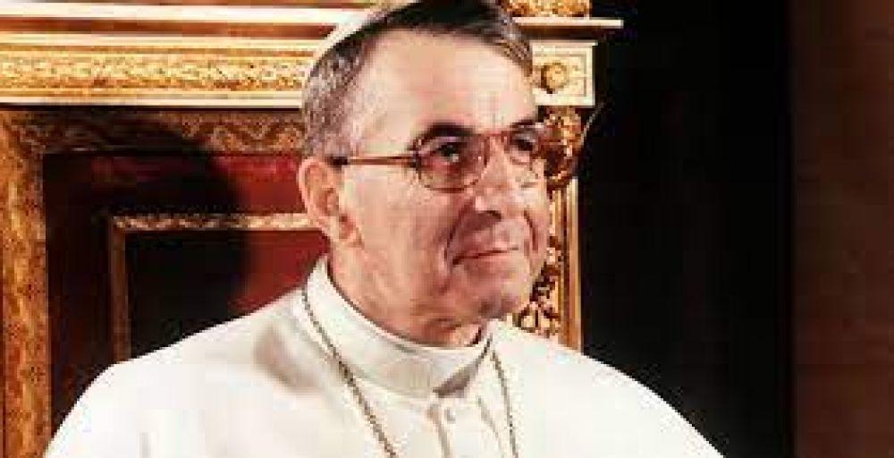 Archivo de Juan Pablo I regresa al Vaticano 42 años después de su fallecimiento