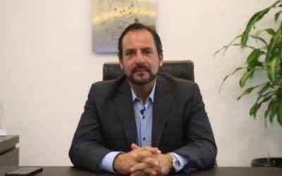 Alarmante: Sujarchuk anunció que en Escobar ya funcionan comités de ética que deciden quien tiene cama y quién no