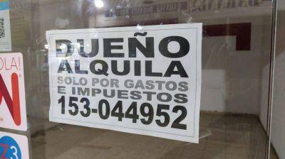 Uno de cada tres locales de galerías está vacío en Córdoba
