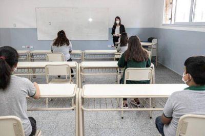 Con el criterio de UEPC para casos Covid-19, Villa Carlos Paz debería suspender las clases presenciales de inmediato