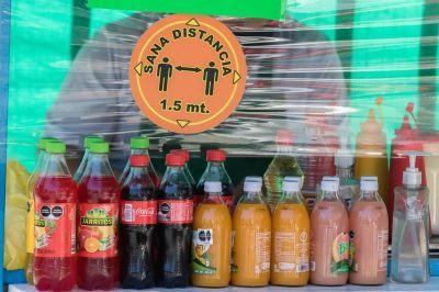 Prohíben diputados venta de bebidas azucaradas a menores en escuelas