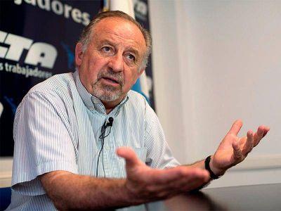 Hugo Yasky respaldó el incremento del 35% del Salario Mínimo, Vital y Móvil