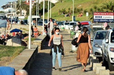 Detectaron 318 contagios de coronavirus en Mar del Plata