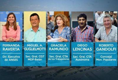 Actividades virtuales del Frente de Todos con motivo del Día del Trabajador