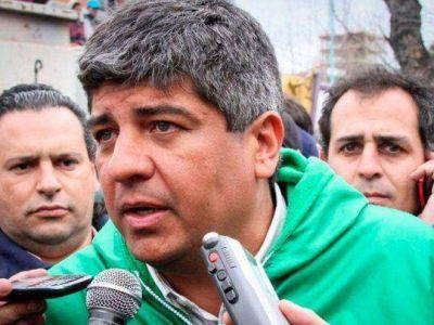 Pablo Moyano estalló contra Bullrich por su frase sobre Malvinas y desafió a la cúpula de la CGT